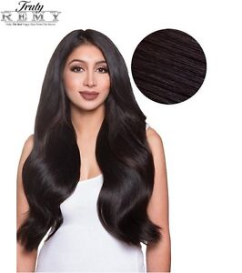 100% VIRGIN REMY HUMAN HAIR EXTENSION CLIPS-TAPE-MICRO RING-WEFT