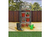 Brand new 4 tier greenhouse