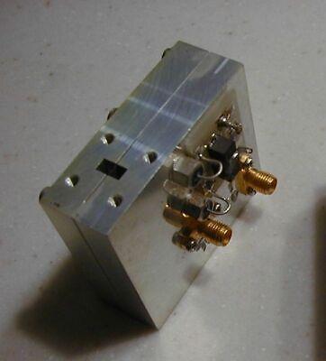 Phillips 40 Ghz Ka Band Mixer Block Type Ml202938-002 47 Ghz