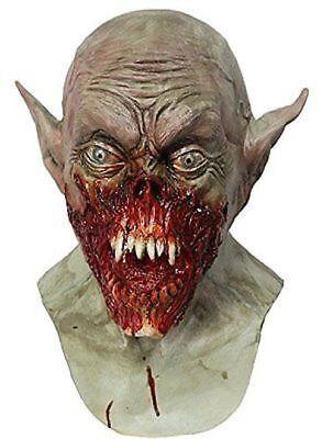 bie Vampir Fledermaus Maske Deluxe Blutig Demon (Unheimlich Fledermaus)