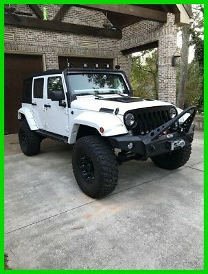 2014 Jeep Wrangler Unlimited Rubicon 2014 Unlimited Rubicon Used 3 6L V6 24V Manual 4Wd Suv