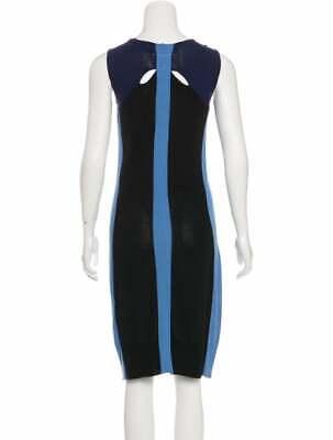 MM6 by Maison Martin Margiela Colorblock Knit Dress Medium A7