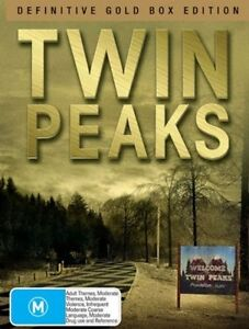 Twin-Peaks-Season-2-ALL-OF-SEASON-DVD-2007-10-Disc-Set