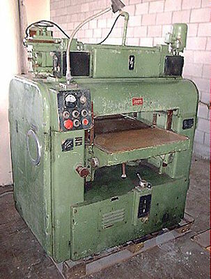 Stanko Hvy.duty Wood Planer 24 With Built-in Blade Sharpener Great Condition