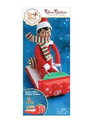 The Elf on the Shelf Claus Couture Soaring Snowflake Set New