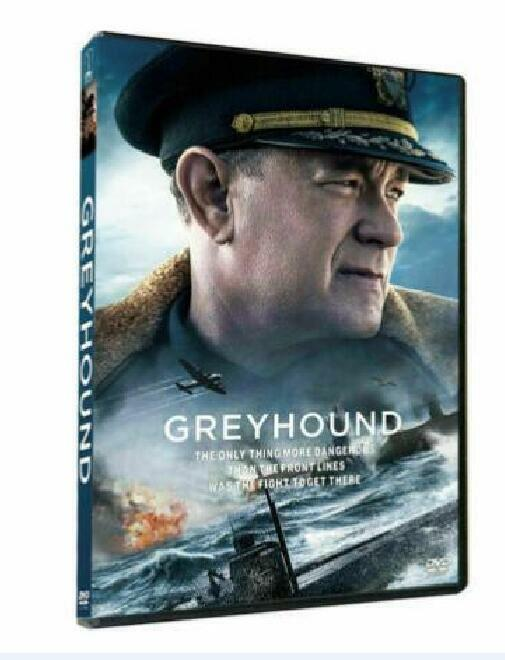 GREYhoundDVD - Tom Hanks - Brand New w/ Free Ship!