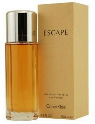 Escape by Calvin Klein EDP Perfume for Women 3.4 oz New In Box - Escape 3.4 Ounce Edp