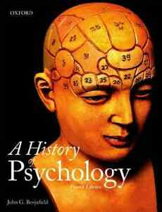 A History of Psychology for Trent University