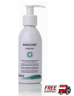 SYNCHROLINE AKNICARE CLEANSER 200ml - BEST FOR  ACNE TREATMENT