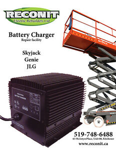 Battery charger - Skyjack & Genie Material Handling Kitchener / Waterloo Kitchener Area image 1