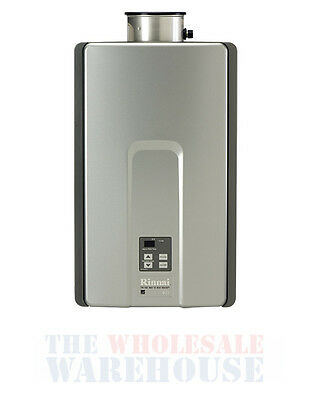 NEW RINNAI RL94iN - NATURAL GAS TANKLESS WATER HEATER