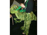 Kids dinosaur dressing up