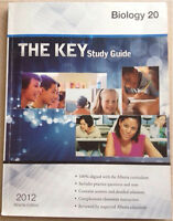 The Key Study Guide Biology 20