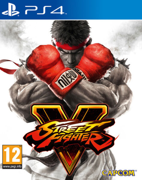 Street Fighter V PS4 (brand new)