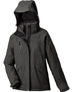 North End Sport ADVENTURE Ladies Sherpa Fleece Lined Seam Jacket