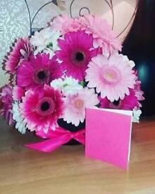 Mother's Day Fresh Flower Arrangements