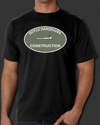 Doyle Hargraves Construction Sling Blade Dwight Yoakum New T-Shirt S-6XL (Blade Construction)