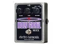 EHX Holy Grail Max - Reverb pedal
