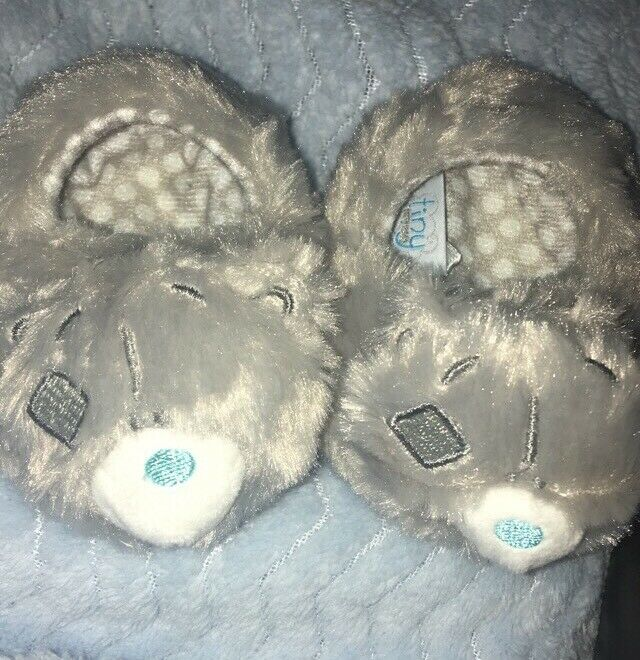 fa5c77958674 Me to you baby slippers