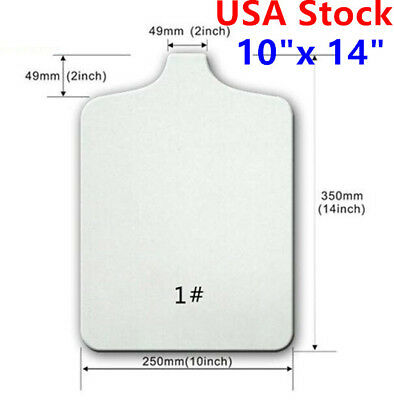 Grade 10x 14 Child Silk Screen Printing Pallet T-shirt Platen Without Bracket