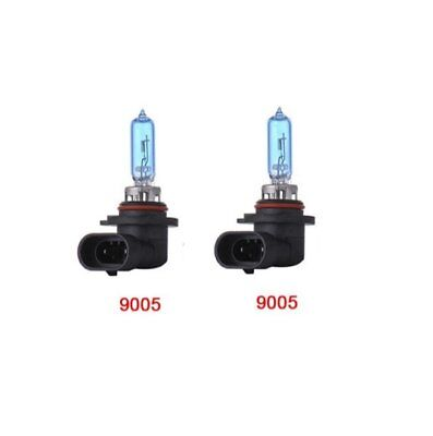 Halogen Replacement Fog Light Bulb - 2PCS Headlight Fog Light Halogen Bulb Replacement 9005   DC 12V
