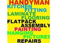 HANDYMAN,PAINTING,PLUMBING,REPAIRS,TILING