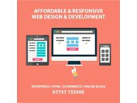 Affordable & High Quality Website Design - Online Stores - Booking Websites - Wordpress - SEO