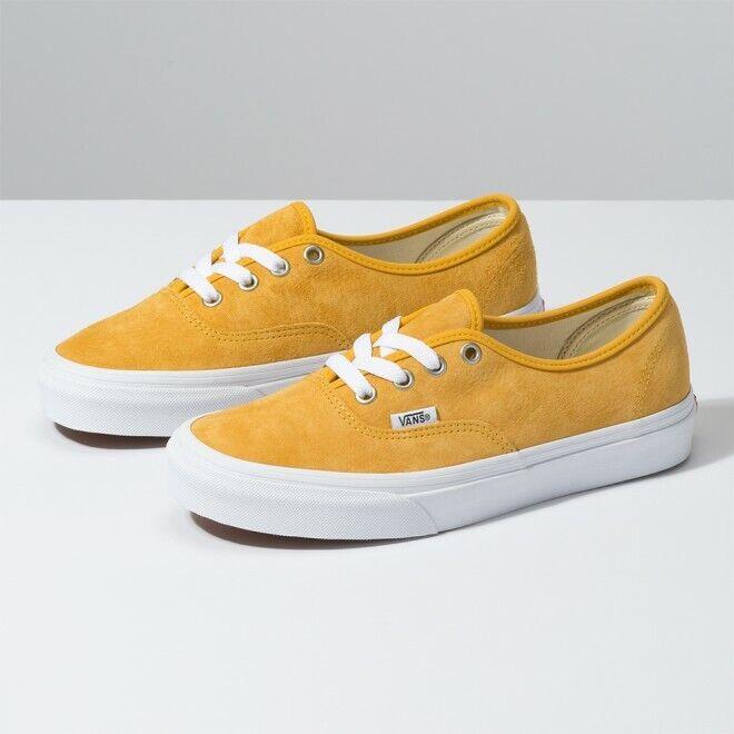 buy \u003e yellow suede vans, Up to 74% OFF