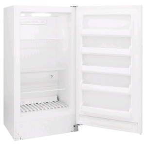 Deep vertical freezer 23' cube