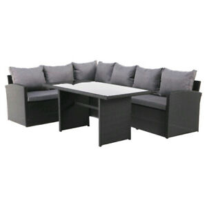 Brand New Patio Outdoor Sectional with Dining Table