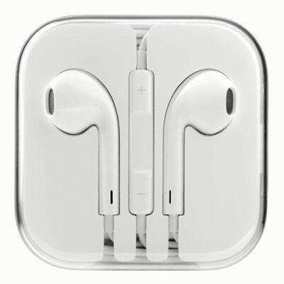 Apple  EarPods Earphones iPhone X XS XR 8 7 6 SE 5 Plus Remote Mic New Original