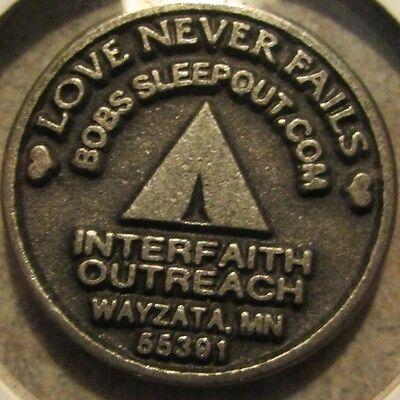 Interfaith Outreach Wayzata, MN Token - Minnesota Minn.