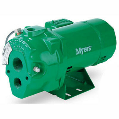 1/2 Hp Deep Well Jet (Fe Myers HR50D  Deep Well Jet Pumps, 1/2 HP, Cast Iron )