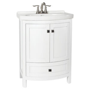 Vanity with China Sink
