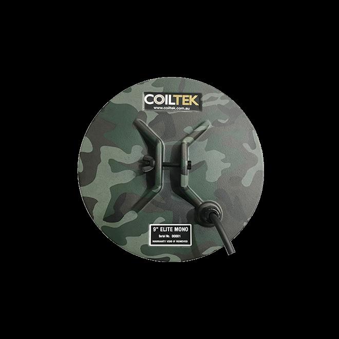 Coiltek 9″ Round Elite Mono Searchcoil for Minelab SD, GP or GPX series