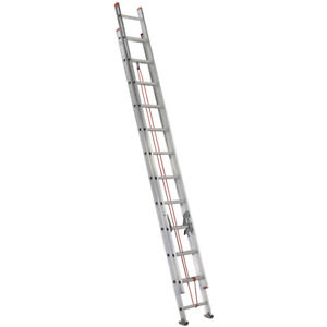 28 Feet Tall Extension Ladders For Sale -- ONLY ONE LEFT!
