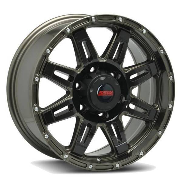 17 x8 ssw renegade bt 50 ford ranger etcll now 8160 or 1 of 1 fandeluxe Gallery