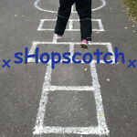 x sHopscotch x