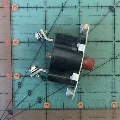Klixon Aircraft Circuit Breaker Psm-15 43a8304-15 Vintage 15a Nos 15 Amp