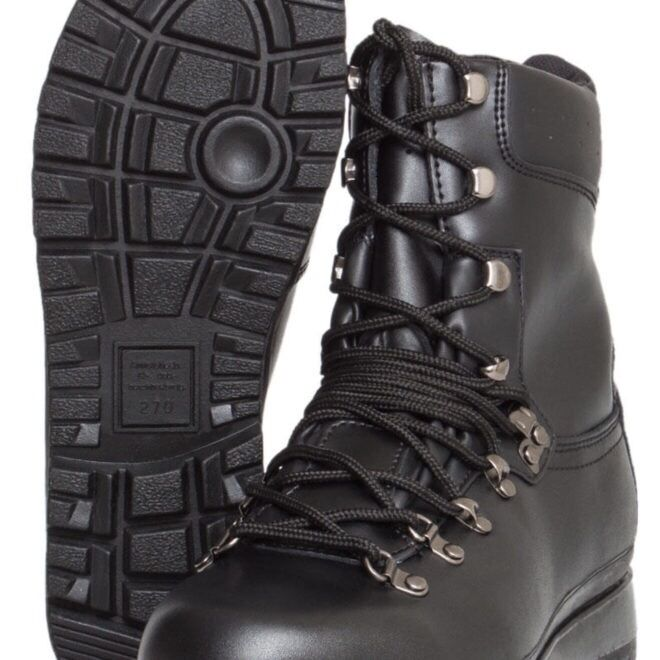 Black patrol bootsin County AntrimGumtree - Black patrol boots for sale, size 6 only worn a few time so barely a mark on them. Have original box to go with them. Please text only. Will take £30 ono
