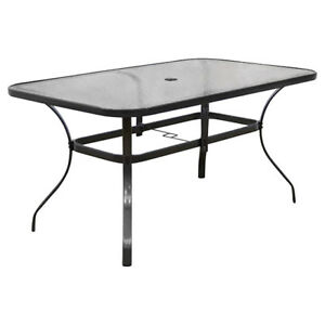 Patio Table 60 Inches long