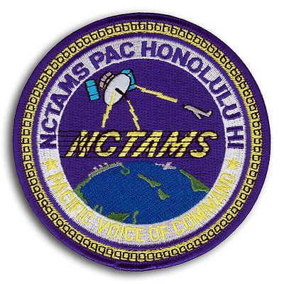 US Naval Computer & Telecommunications Area Master Station NCTAMS Honolulu HI
