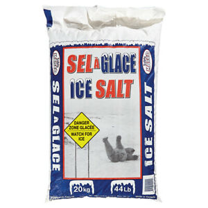 SALT, ICE MELTER, CALCIUM