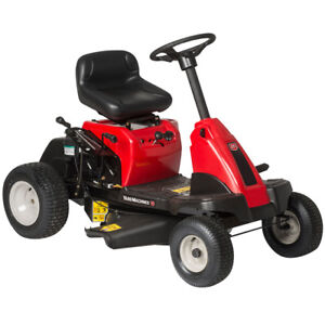 "196cc 24"" Riding Lawn Mower"