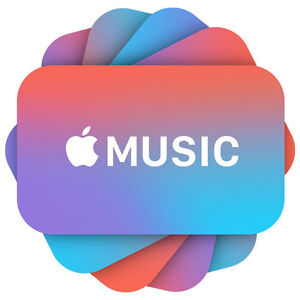 **BELOW COST**  Apple music 12 month gift card $80. save $31.87