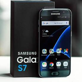 Unboxed Samsung Galaxy S7