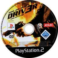 DRIV3R for Sony PlayStation 2