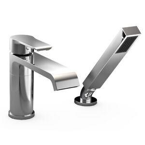 JALO ROMAN BATHTUB FAUCET WITH SHOWER WAND