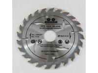 ANGLE GRINDER SAW BLADE FOR WOOD AND PLASTIC 115 4.5 125 5 24, 40 TEETH TCT circular, miter saw
