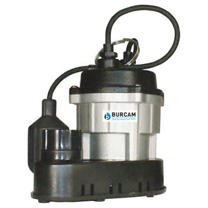 Sump pump rental
